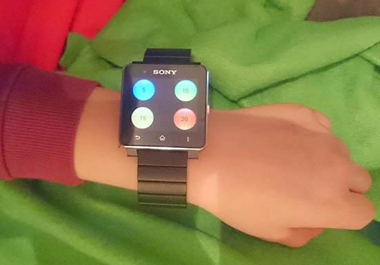 Smartwatch Timstock