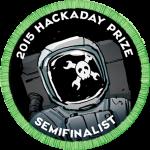 Hackaday 2015 semifinalist