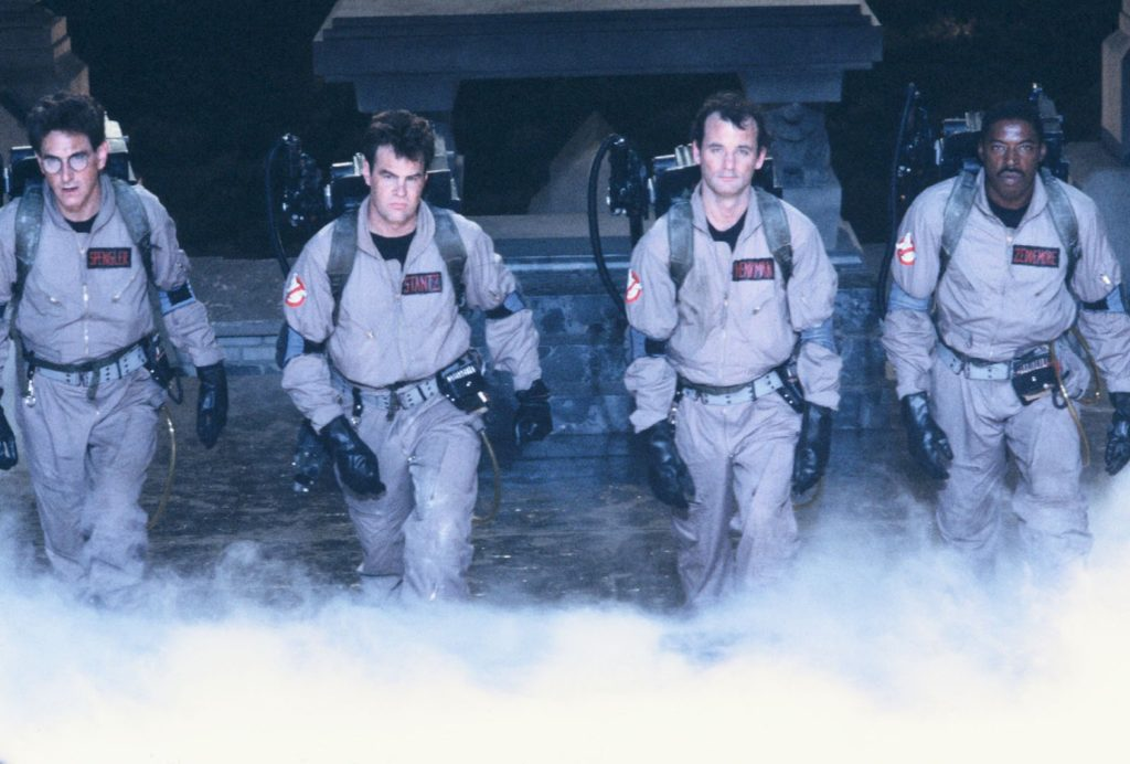 Ghostbusters - the real ones!!!